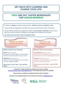 R2L-and-WL-taster-workshop-flyer