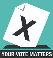 vour vote matters